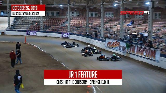 Junior 1 at Clash at the Coliseum - H...