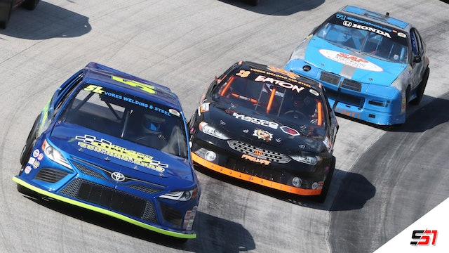 Vores & CRA Street Stocks at Shadybowl - Part 1 - May 1, 2021