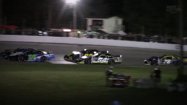 APC United Late Models at Sauble - Highlights - Aug. 4, 2019