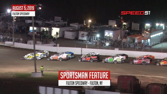 Sportsman at Fulton - Highlights - Oc...
