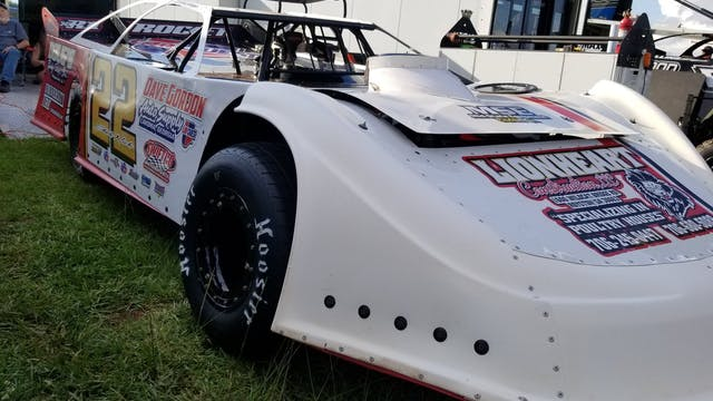ULTIMATE Super Late Models at Lavonia...