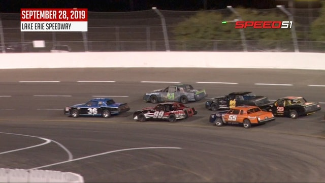 Race of Champions Street Stocks at Lake Erie - Highlights - Sept. 28, 2019
