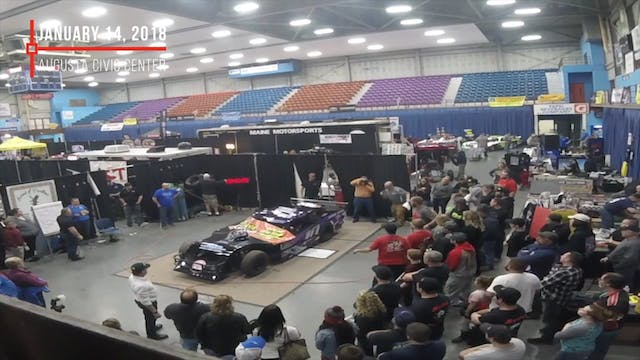 2018 Northeast Motorsports Expo - Pit...