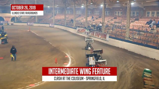 Intermediate Wings at Clash at the Co...
