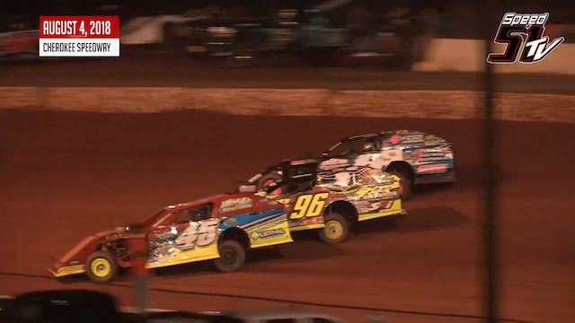 DIRTcar UMP Modifieds - Cherokee Spee...