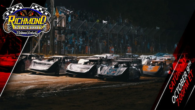 10.9.21 - ULTIMATE Butterball Memorial at Richmond (KY) - Night 2 - Replay - Pt2