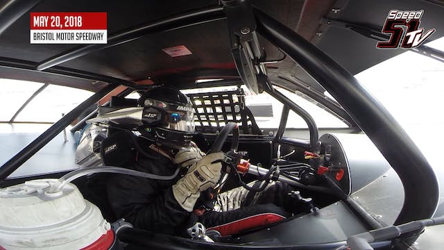 Stephen Nasse at Bristol - Onboard Ma...