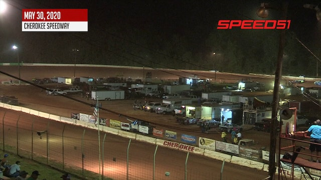 Street Stocks at Cherokee - Highlights - May 30, 2020