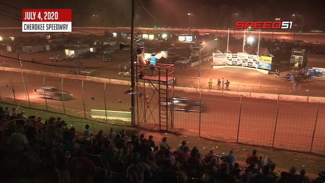 Thunder Bomber Feature at Cherokee - Highlights - July 4, 2020