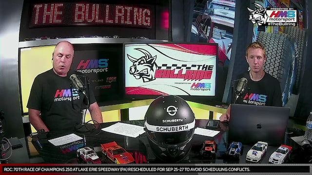 #TheBullring Episode 64 - Presented by HMS Motorsport