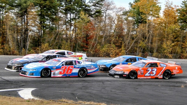 PASS Super Late Models at Oxford - Highlights- Oct. 18, 2020