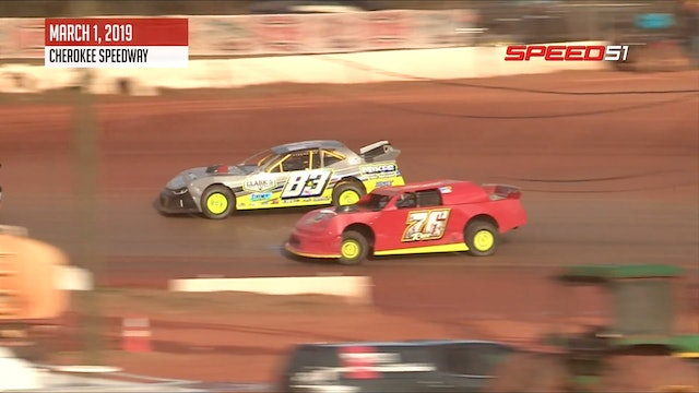 Street Stocks March Madness at Cherokee - Highlights - March 1, 2019