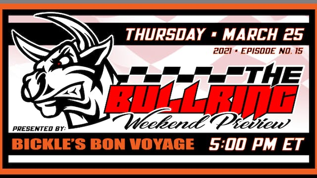 The Bullring Presented by Bickle's Bo...