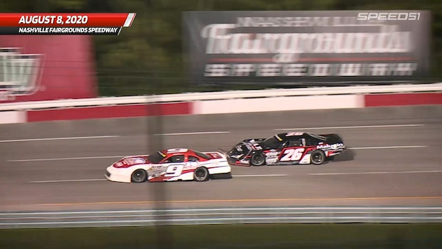 Pro Late Model 100 at Nashville - Recap - Aug. 8, 2020
