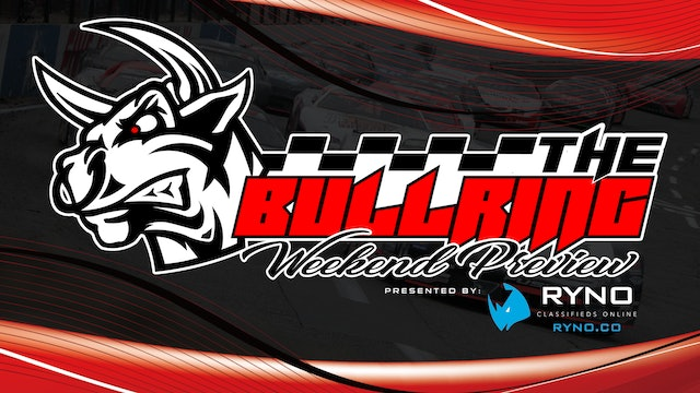 10.21.21 - The Bullring Weekend Preview presented by Ryno.co