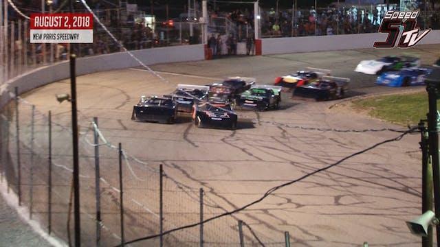 Summer Sizzler - New Paris Speedway -...