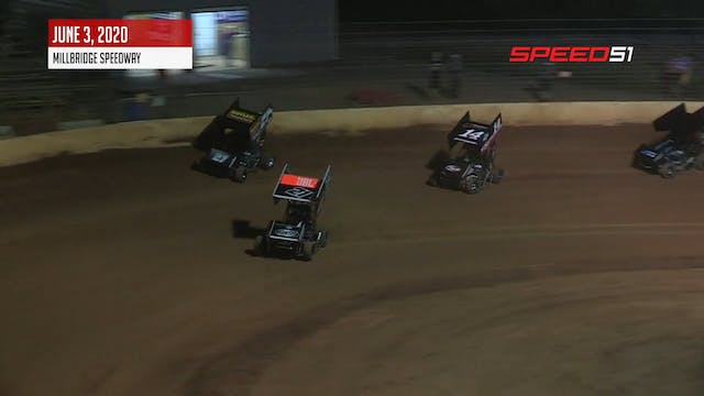 Winged Micro Sprints at Millbridge - ...
