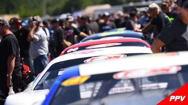 Oxford 250 Sunday AM - Race Replay - Aug. 30, 2020