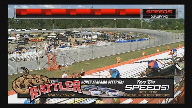 Rattler 250 Qualifying at South Alaba...