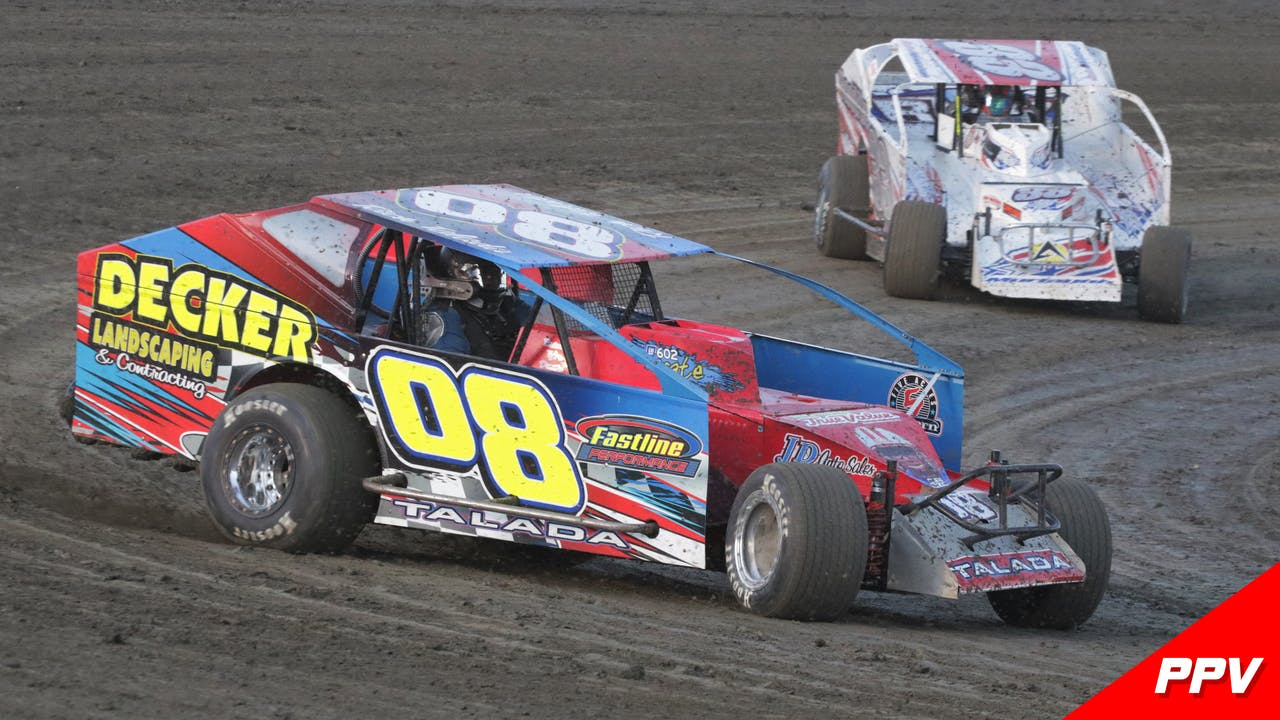 PPV Sportsman Modifieds at Lake View
