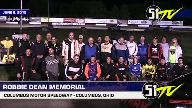 Robbie Dean Memorial at Columbus - Hi...