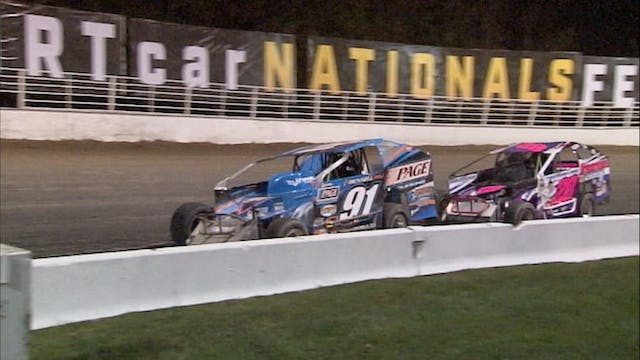 2017 Super DIRTweek - Oswego - Triple...