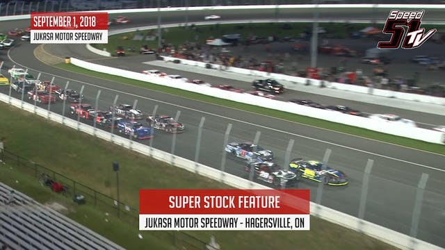 Super Stocks - Jukasa Speedway - High...