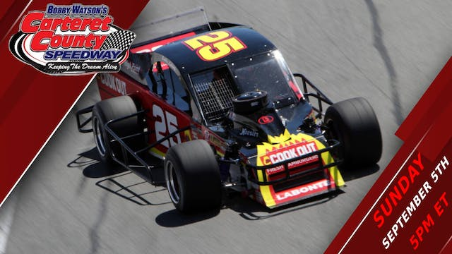 SMART Modifieds at Carteret County - ...