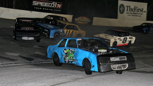 Snowball Derby Pure Stock Highlights - Dec. 3, 2020