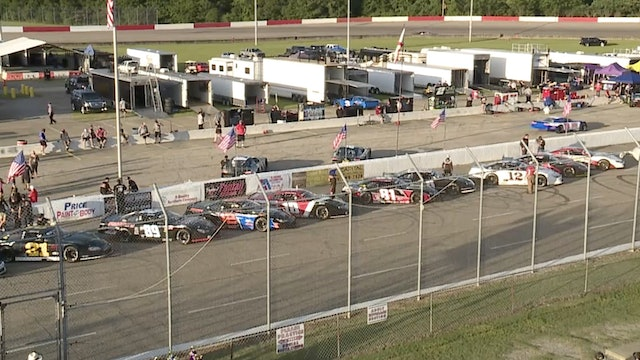 Pro Late Model Twin 50's at Montgomery - Highlights - June 26, 2021