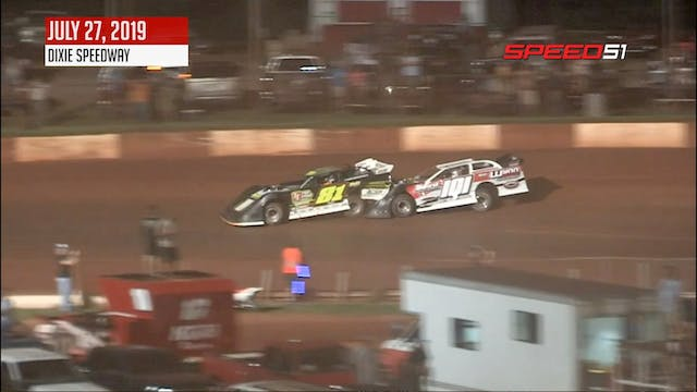 ULTIMATE Super Late Models at Dixie -...