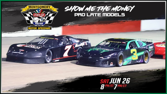 LIVE Show Me the Money Series at Montgomery - June 26, 2021
