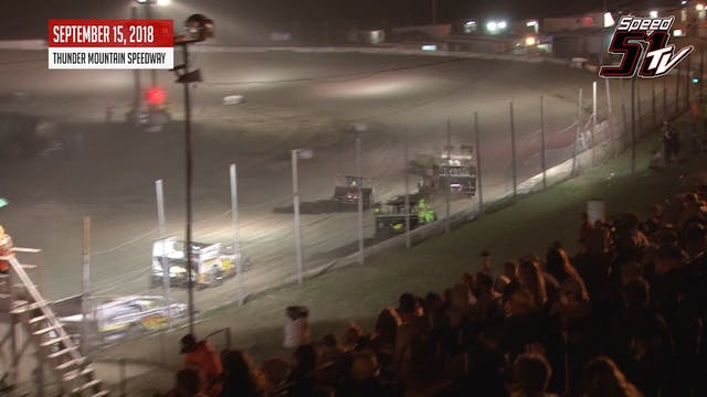 Modifieds - Wade Decker Memorial at T...
