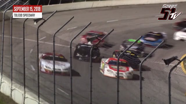 ARCA/CRA Super Series - Toledo Speedw...