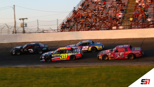 LIVE CRA Street Stocks & More at Anderson - April 17, 2021