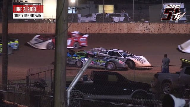 FUEL Late Models at County Line - Hig...