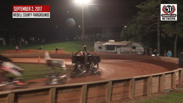Iredell Fair - Outlaw Karts - Open Ou...