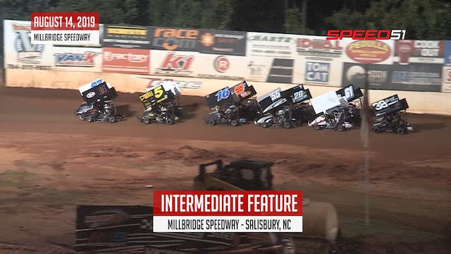 Intermediate Outlaw Karts at Millbrid...