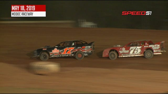 Stock V8s at Modoc - Highlights - May...