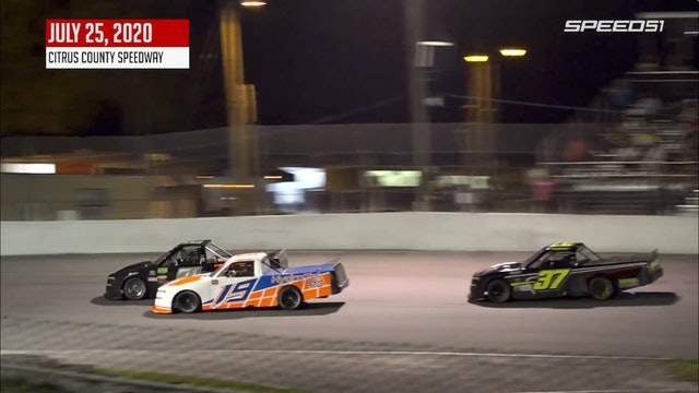 Florida Pro Truck Challenge 50 at Citrus County - Highlights - July 25, 2020