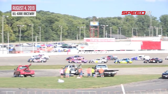 CRA Street Stocks at Kil-Kare - Highl...