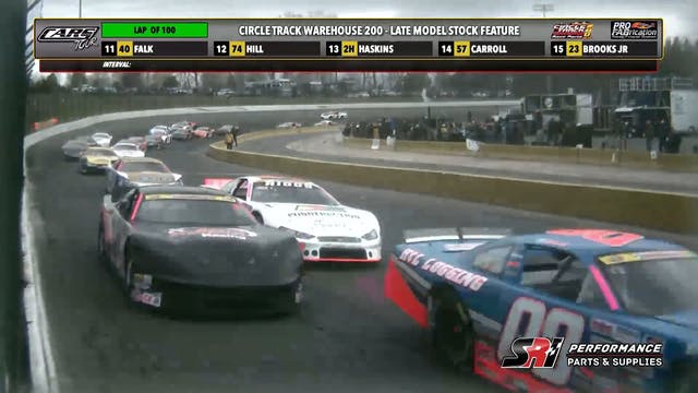 Cars Tour LMSC Concord Speedway - Mar...