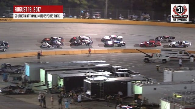 Southern National - Late Models - Hig...