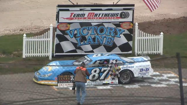 TUNDRA Super Late Models at Golden Sands Part One - Race Replay - Sep. 7, 2020