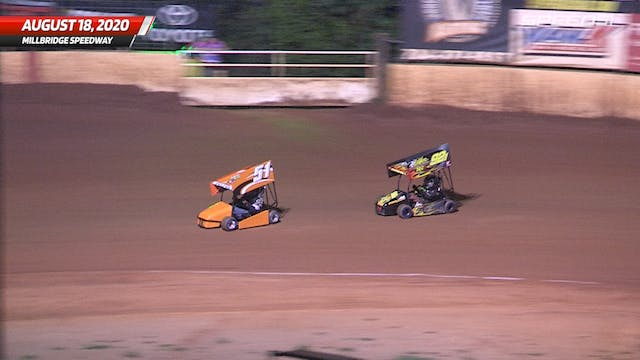 Box Stock A-Main Highlights - Millbri...