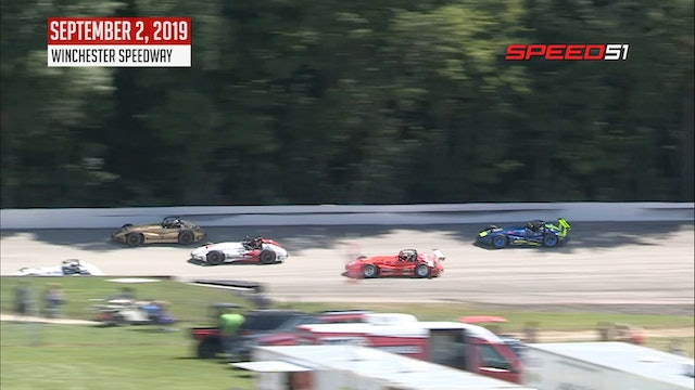 Thunder Roadsters at Winchester - Highlights - Sept. 2, 2019