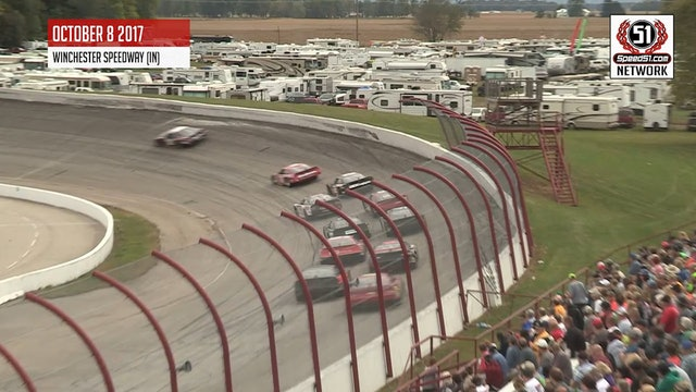 2017 Winchester 400 - Super Late Models - Highlights