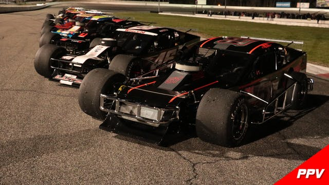 PPV Open Modifieds at Thompson - August 11