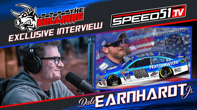 Dale Jr. Exclusive Interview on The B...