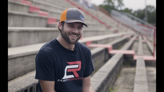 Casey Roderick New Team Growing Pains - 51 Original